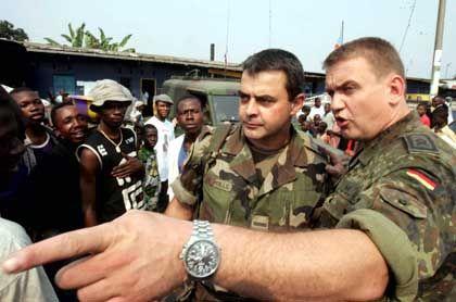 """Bundeswehr in Kinshasa: """"Der Abzug beginnt"""""""