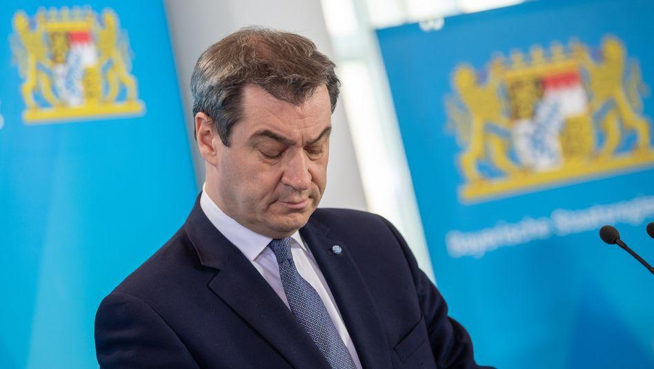 Pressekonferenz Corona-Krise in Bayern: Das plant Markus Söder jetzt!