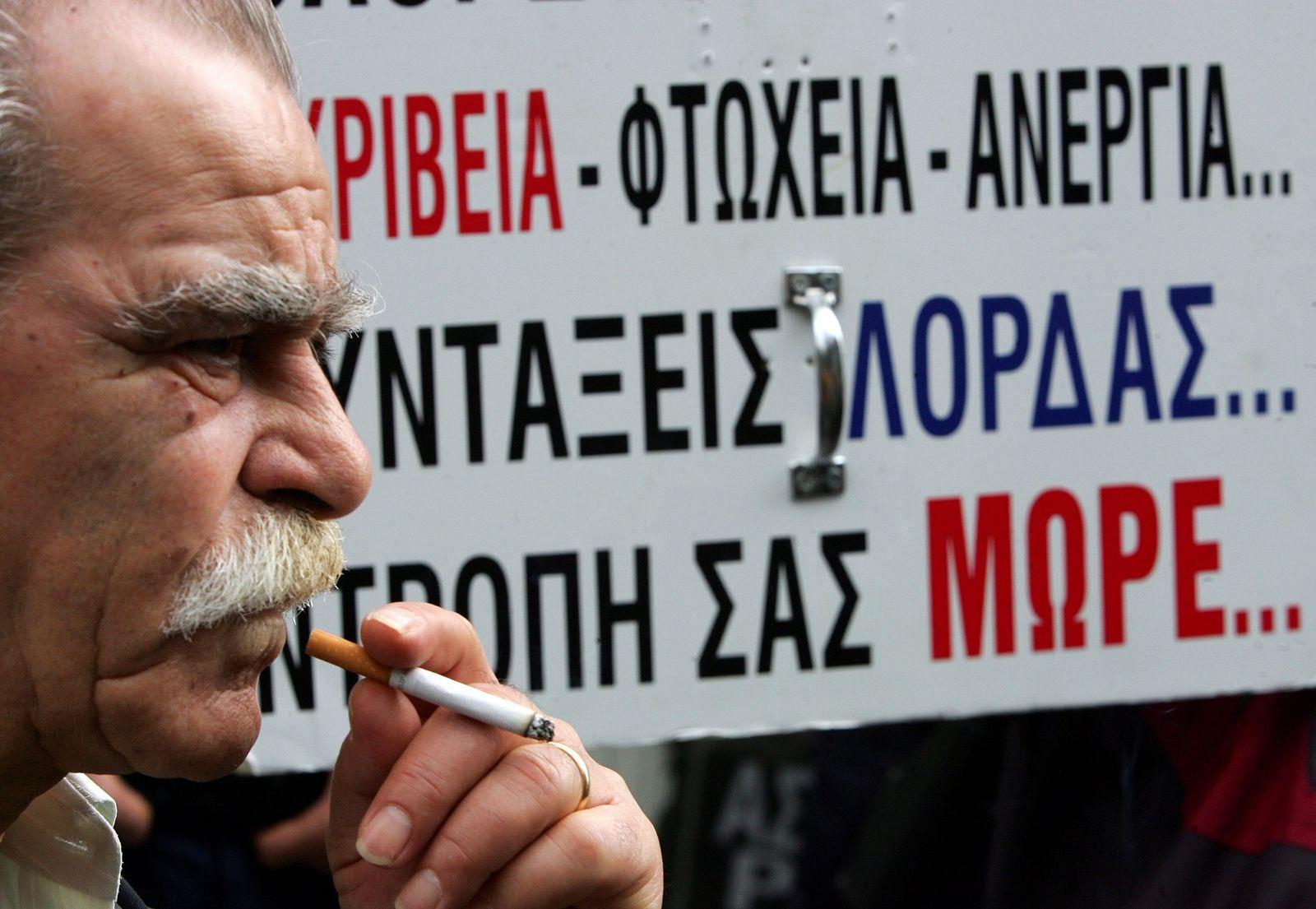 Griechenland - Proteste dauern an