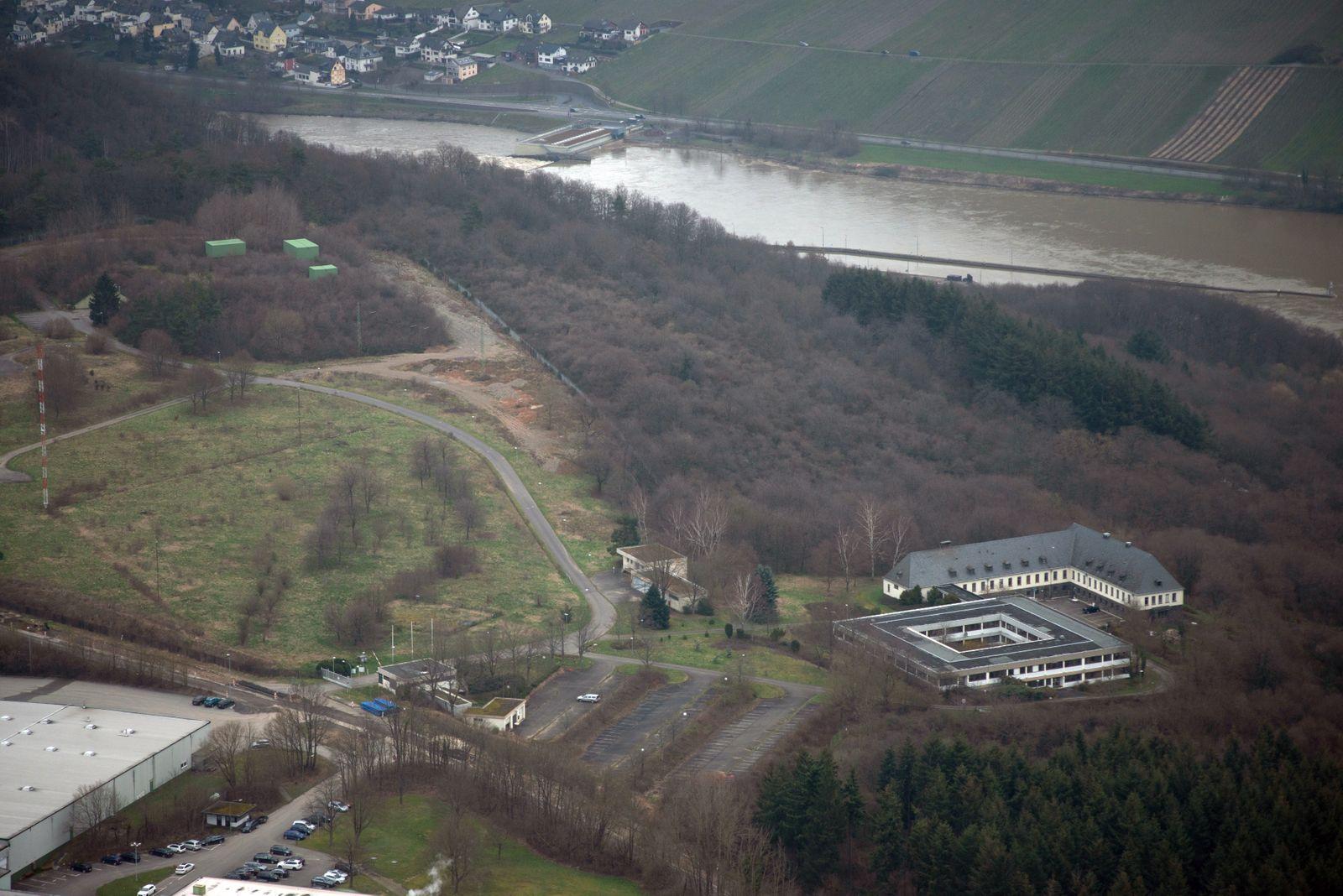 Ehemaliger NATO-Bunker war Serverstandort für das Darknet.