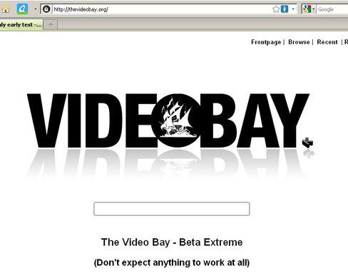 """Video-Bay-Web-Seite: """"Erwarten Sie nicht, dass hier irgendetwas funktioniert"""""""