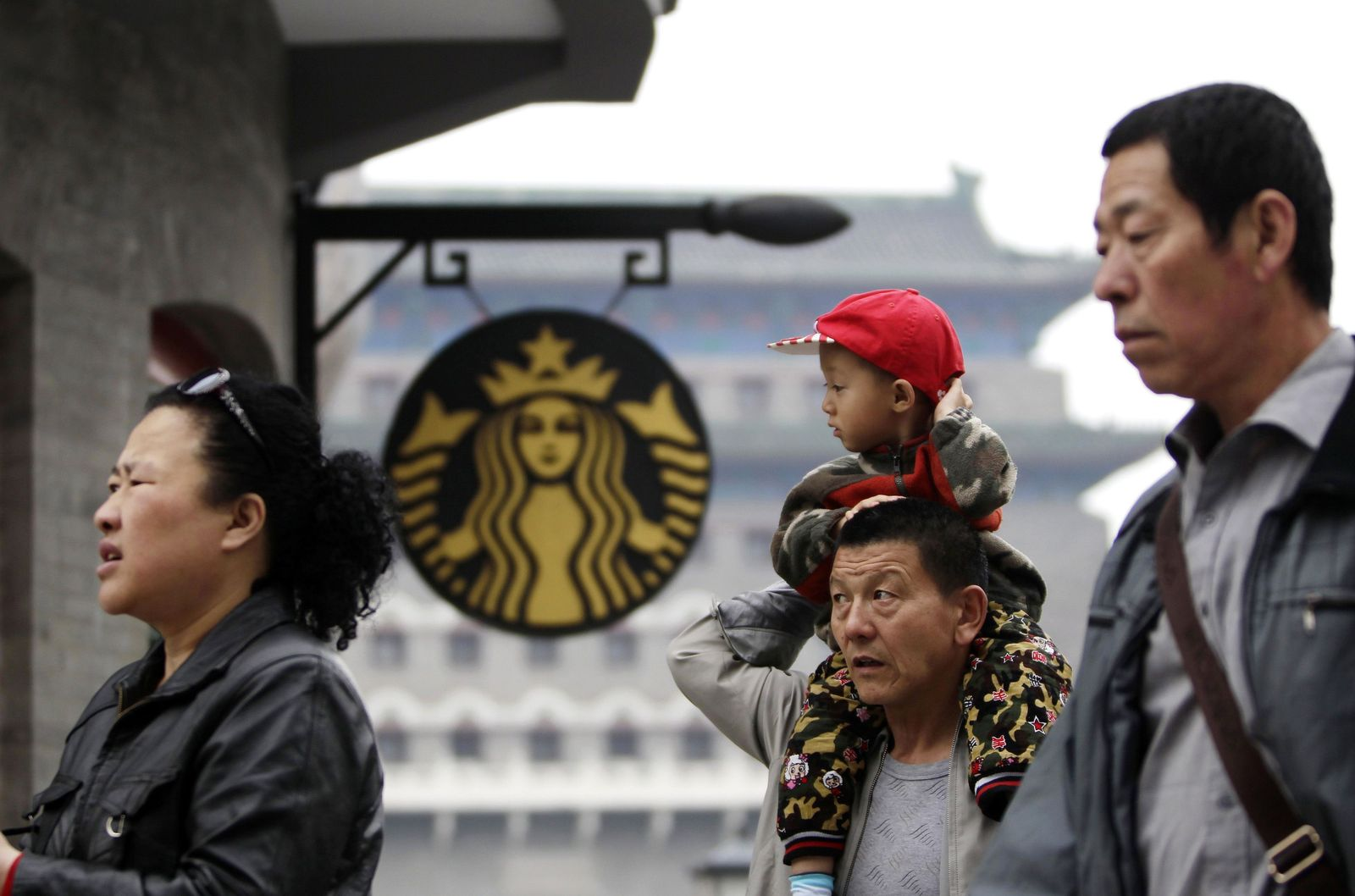 STARBUCKS-CHINA/PRICING
