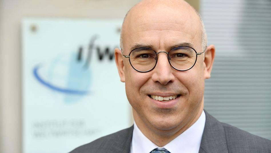 Gabriel Felbermayr, Leiter des Kieler Instituts für Weltwirtschaft