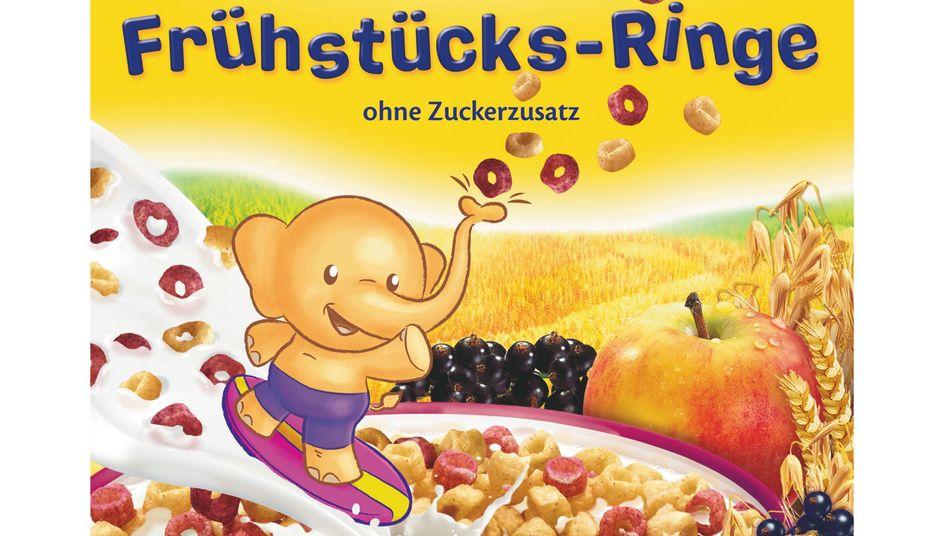 """""""Kinder Frühstück-Ringe"""" von Hipp"""