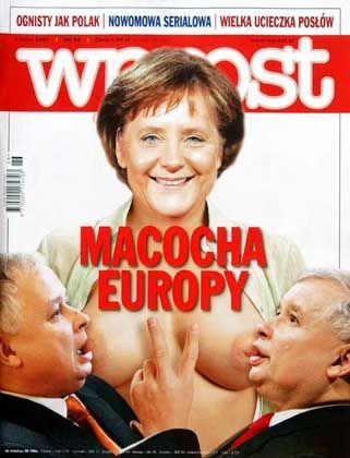 """""""Wrpost""""-Montage: Deutsche Politiker entsetzt"""