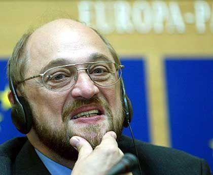 Martin Schulz kritisierte Berlusconis Contenance-Verlust