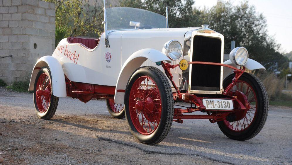 Mallorca-Automarke Loryc: Die Wiedergeburt
