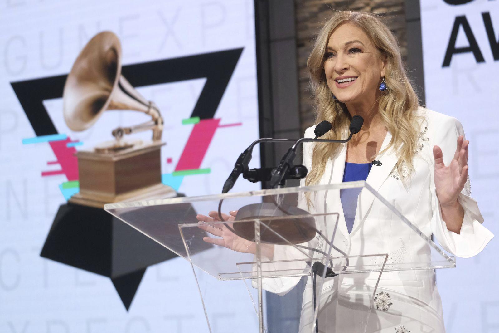 Grammy-Chefin Deborah Dugan