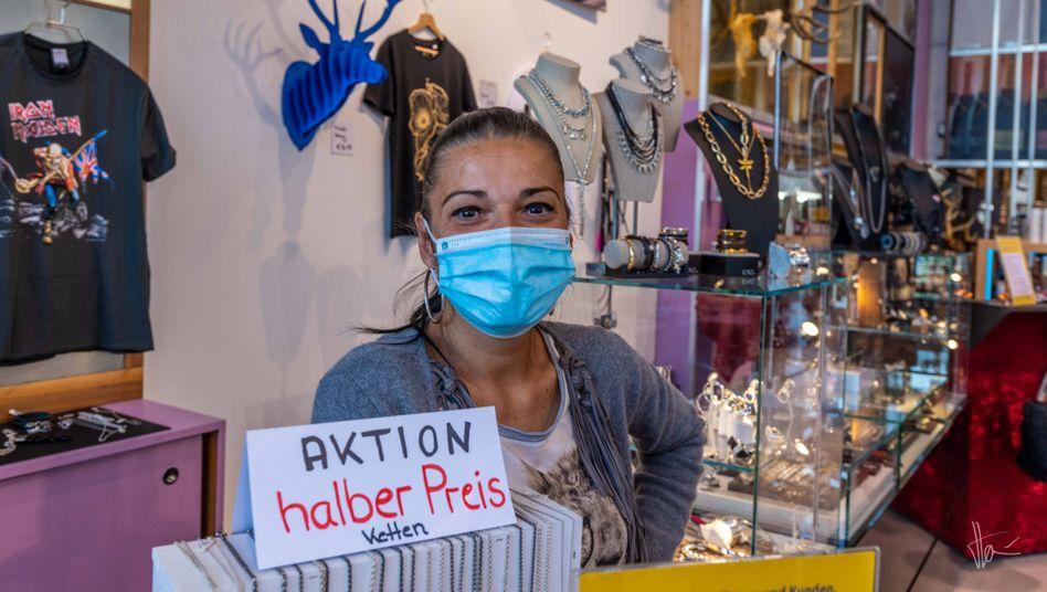 Hohe Straße in Köln: Stärkster Rückgang im Quartalsvergleich