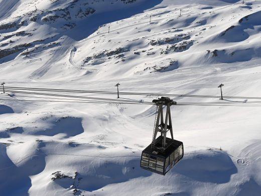Seilbahn Zugspitze: Stillstand an Deutschlands höchstem Berg