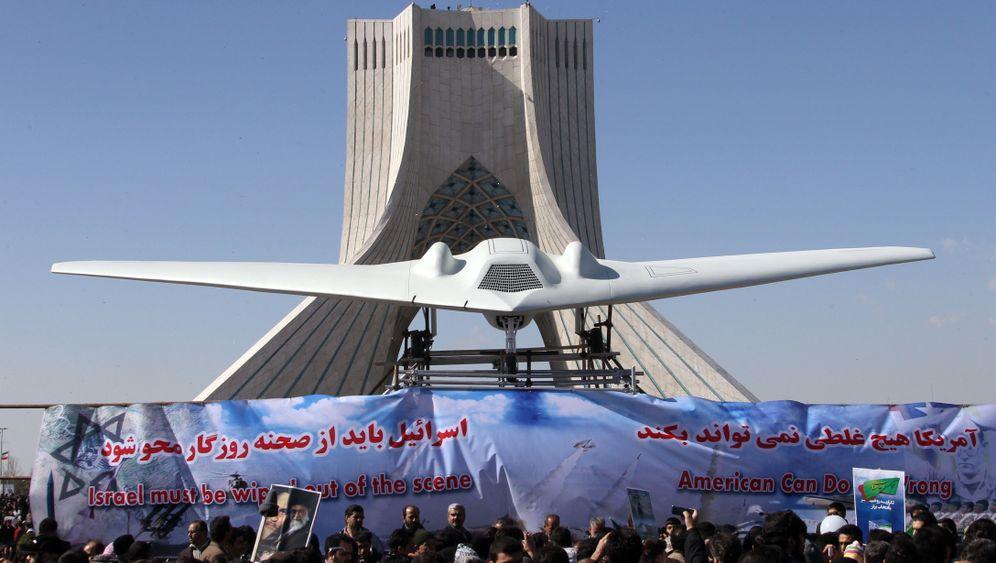 """Abgefangene US-Drohne: Iran und das """"Biest von Kandahar"""""""