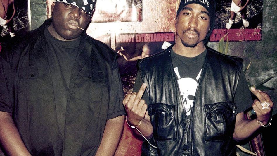 Biggie Smalls, Shakur 1993