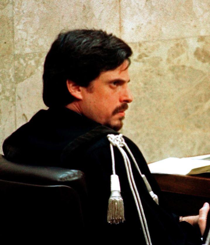 Staatsanwalt Luigi Patronaggio