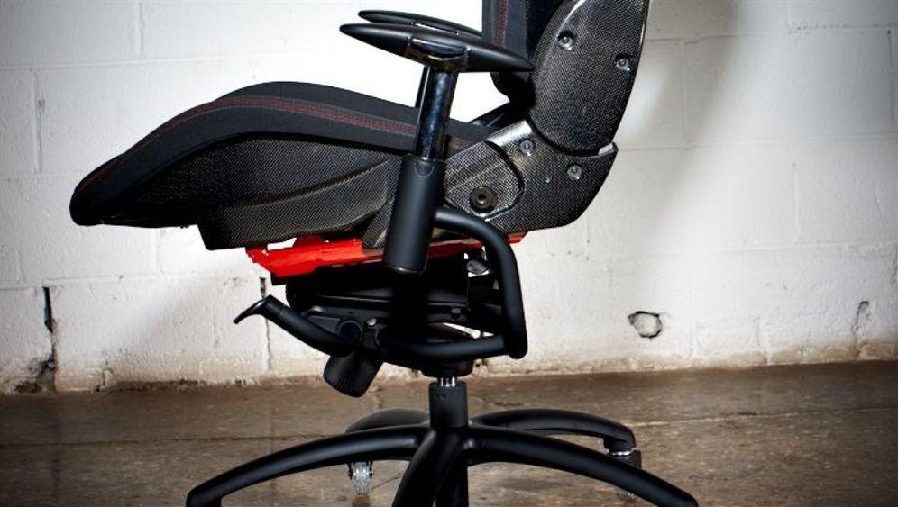 Büromöbel: Heiße Öfen auf fünf Rädern