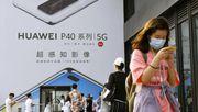 Samsung fällt zurück, Huawei erstmals an der Spitze