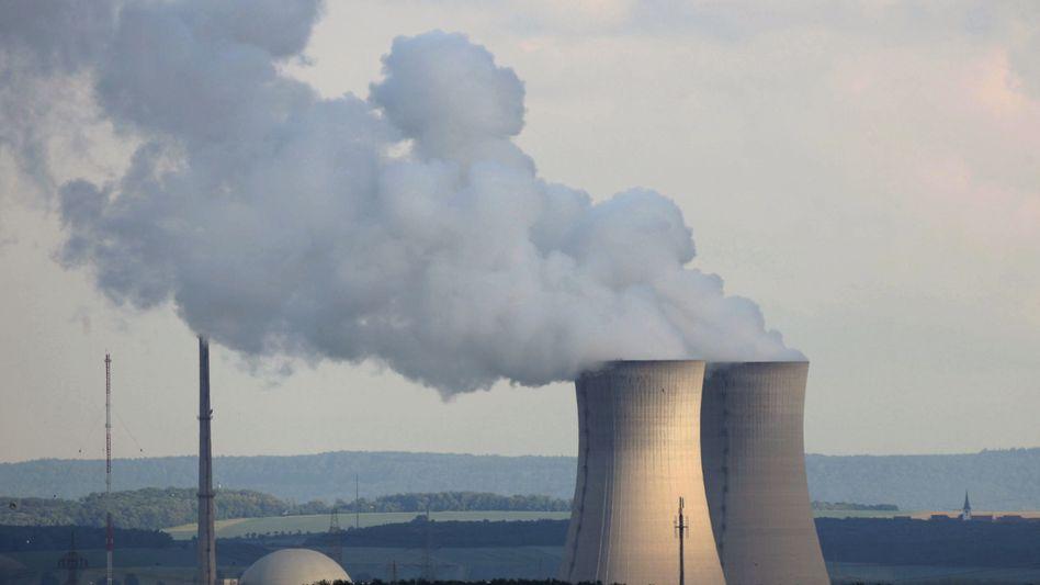 AKW Grafenrheinfeld: Atomausstieg bis 2022