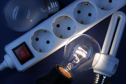 Germans are hoarding traditional incandescent light bulbs as their planned phase out -- in favor of energy-saving compact flourescent bulbs -- approaches.