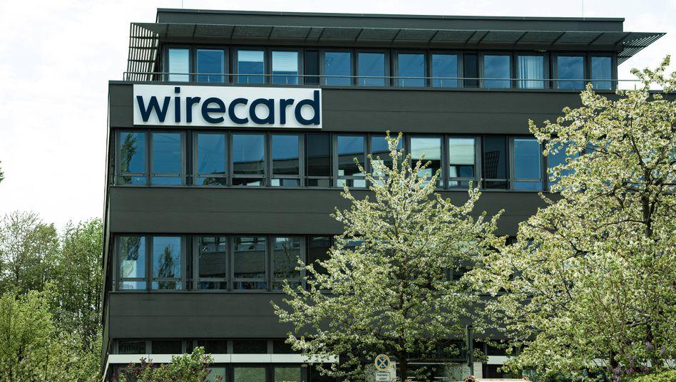 Wirecard-Standort in Aschheim