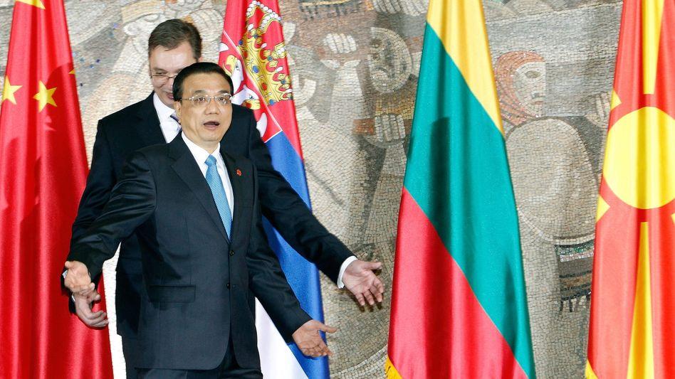 Li Keqiang in Belgrad: Investitionsfonds in Höhe von drei Milliarden Dollar