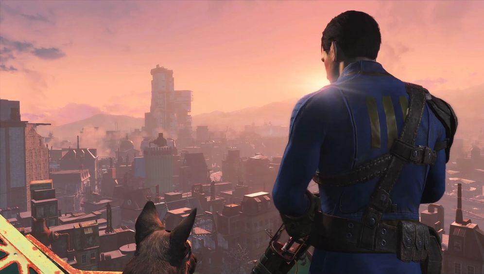 """""""Fallout 4"""": So sieht Boston nach der Apokalypse aus"""