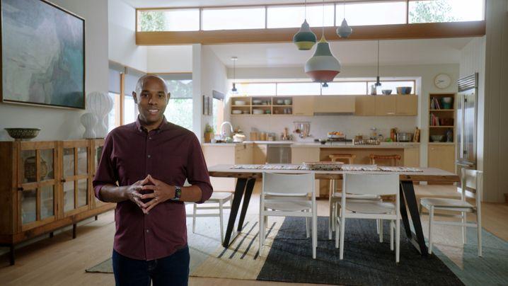 Apple-Mitarbeiter Dave Wilkes Jr. berichtete bei der Produktpräsentation des HomePod Mini am 13. Oktober auch von klangtechnischen Innovationen