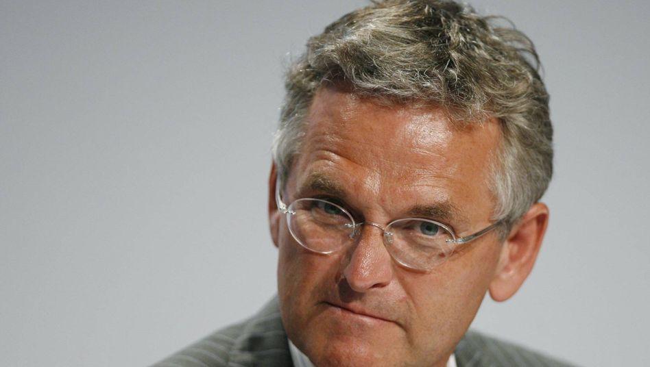 ZDF-Journalist Peter Frey: Er wies Kritik aus der Politik bislang stets zurück
