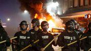 USA kommen nicht zur Ruhe - 40 Städte verhängen Ausgangssperren