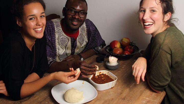 Kochbuch von Flüchtlingen: Gutes Rezept