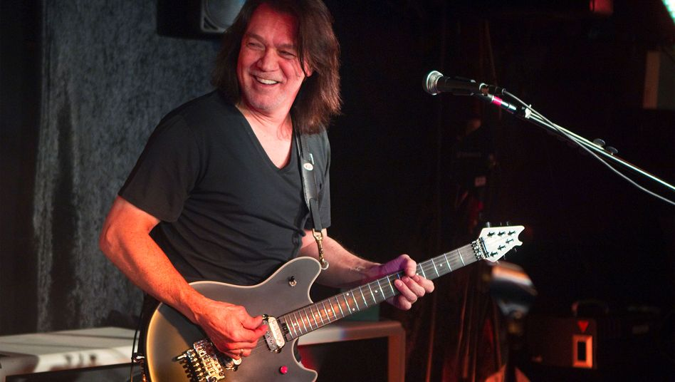 Eddie Van Halen (2012)