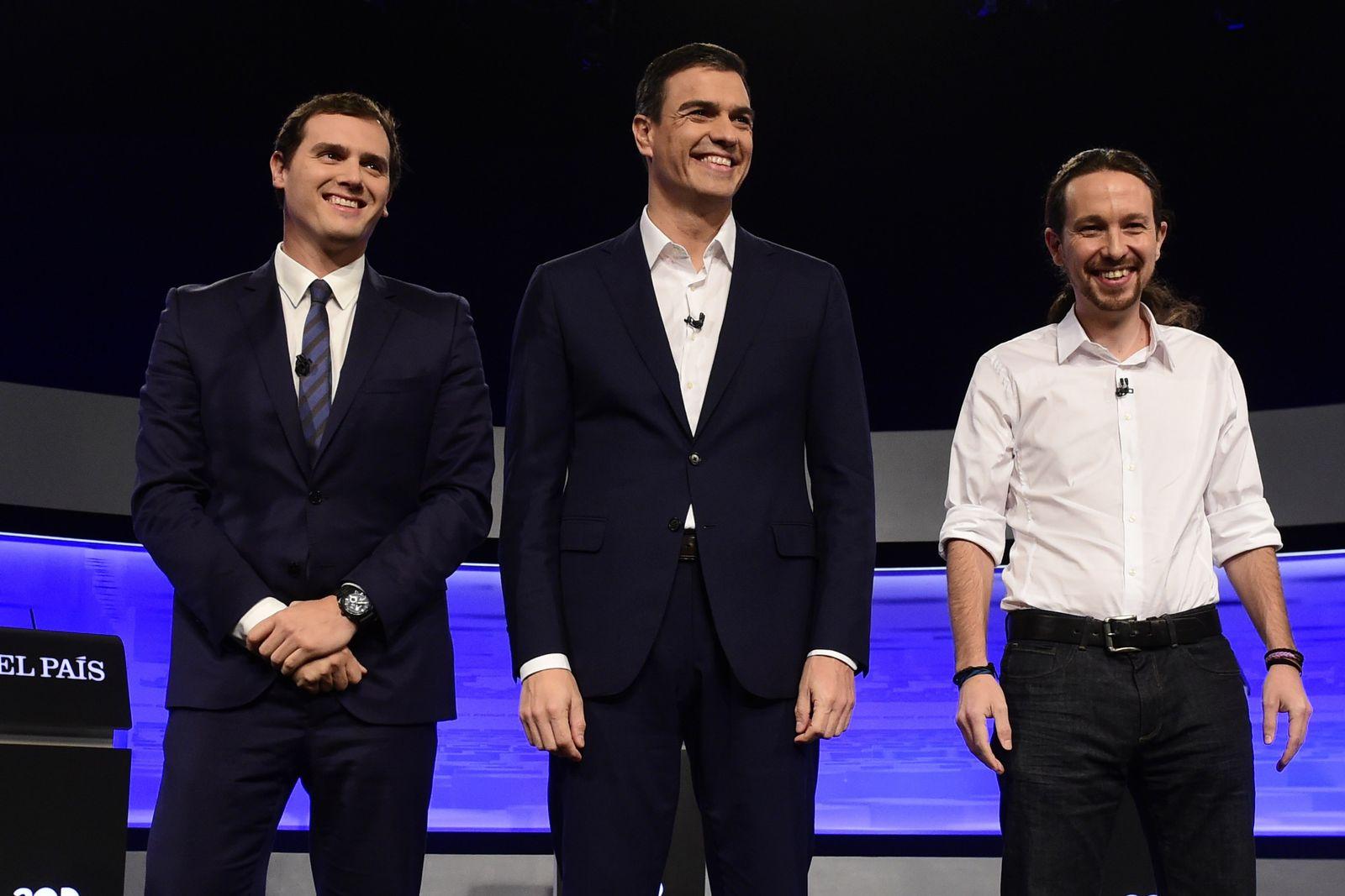 Spanien-Wahlkampf/