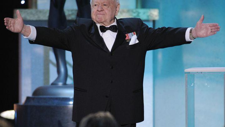 Mickey Rooney gestorben: Ein Leben, acht Ehen, 200 Filme