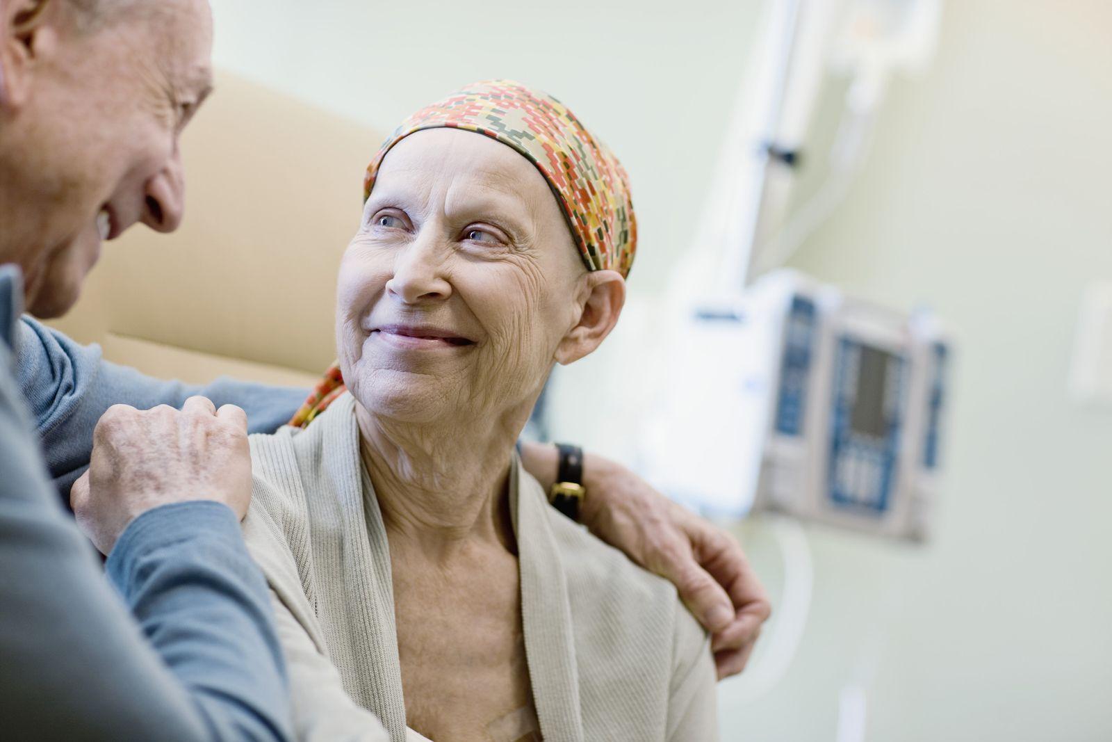 NICHT MEHR VERWENDEN! - Krebs / Patient