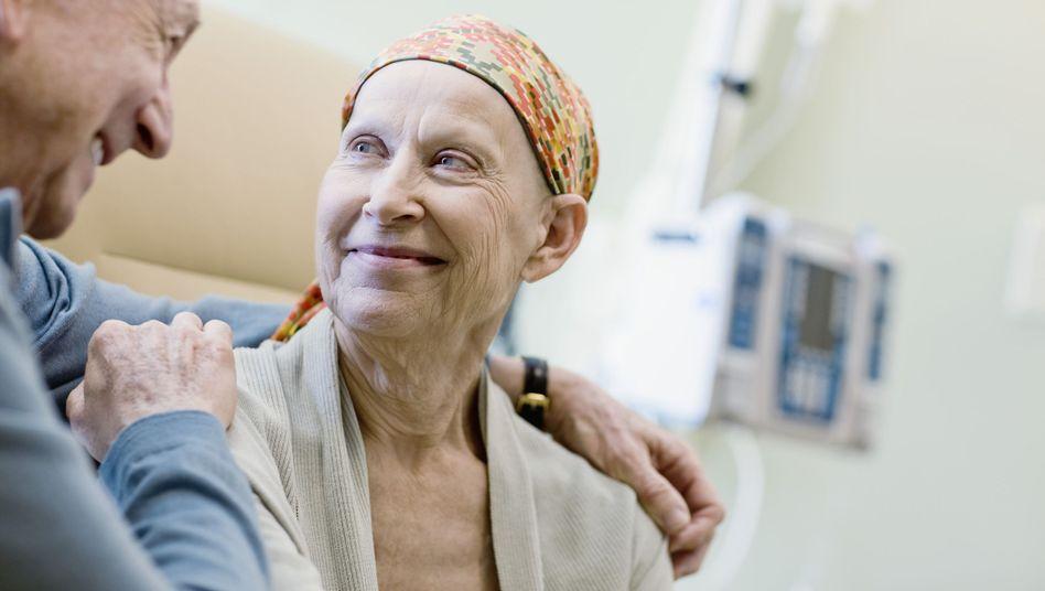 """Patientin während der Chemotherapie: """"Krebs ist in einigen Staaten deutlich gefährlicher als in anderen"""""""