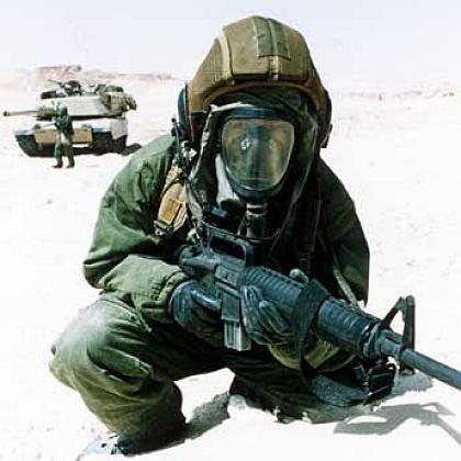 US-Soldat im Golfkrieg 1991: Sind Chemikalien in Pestiziden und Anti-Nervengas-Pillen Auslöser des Golfkriegssyndroms?
