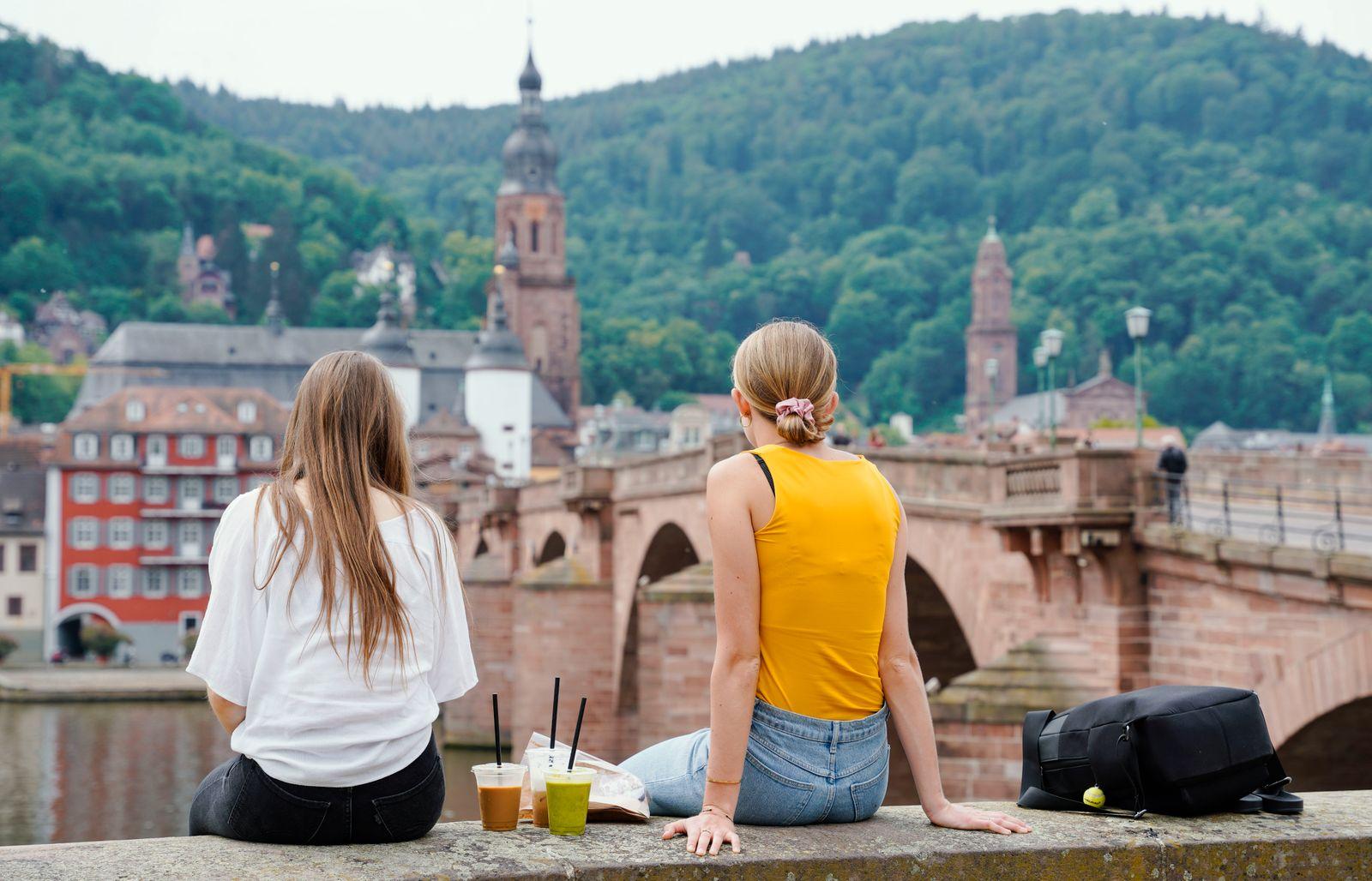Alter der Bevölkerung - Heidelberg