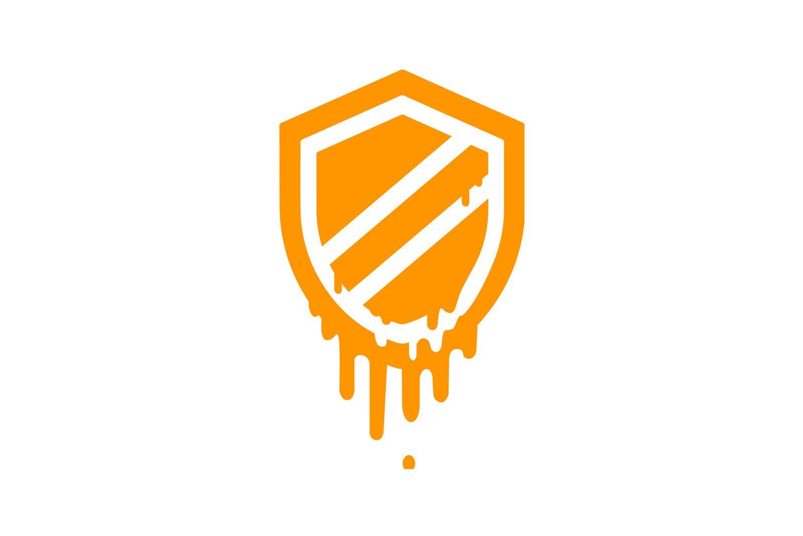 Prozessor-Krise/ Logo Meltdown