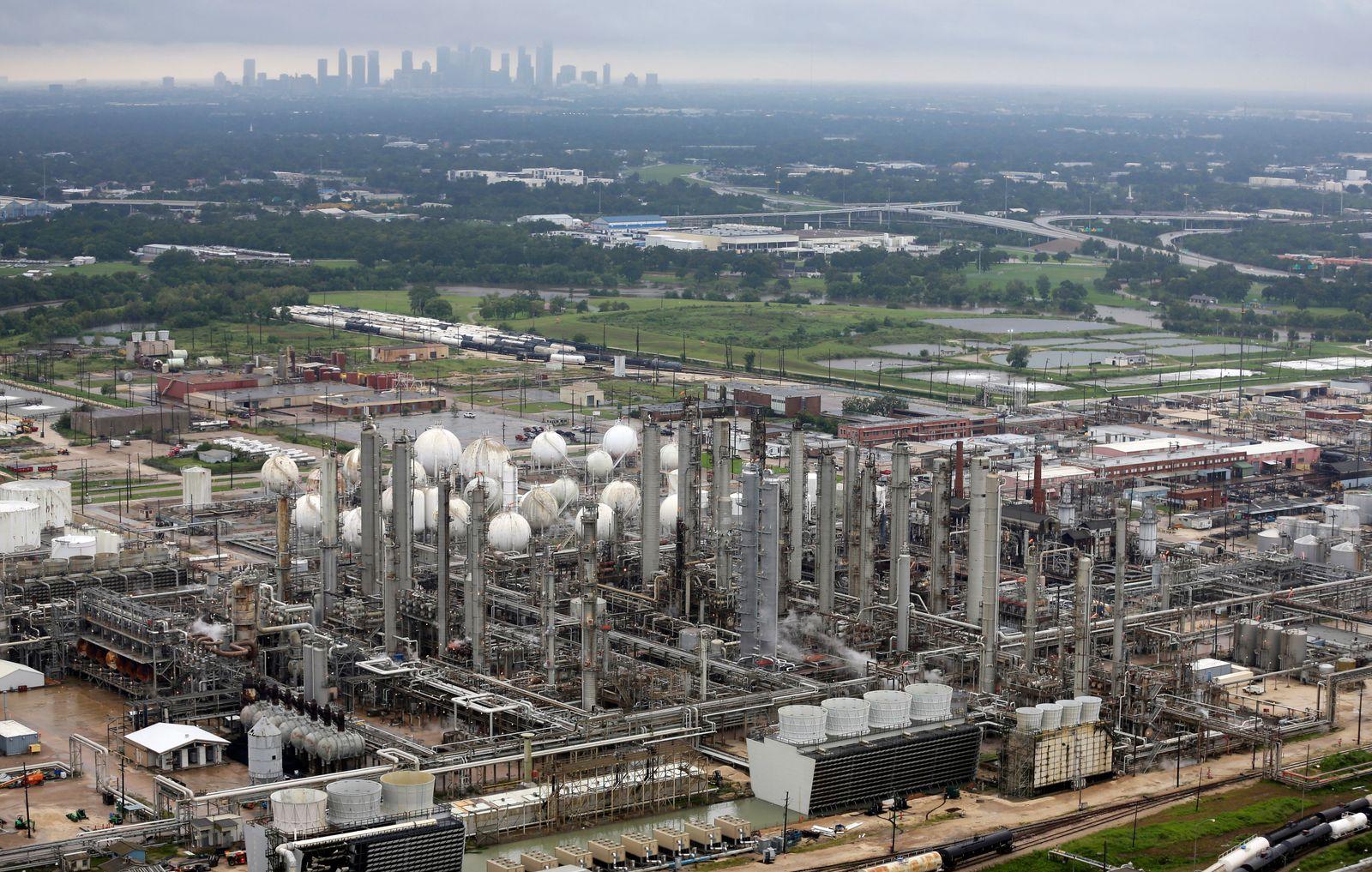 TPC petrochemical plant
