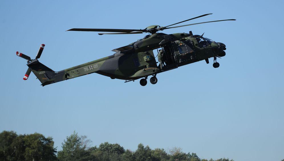Computerpanne: Hubschrauberausfälle bei der Bundeswehr