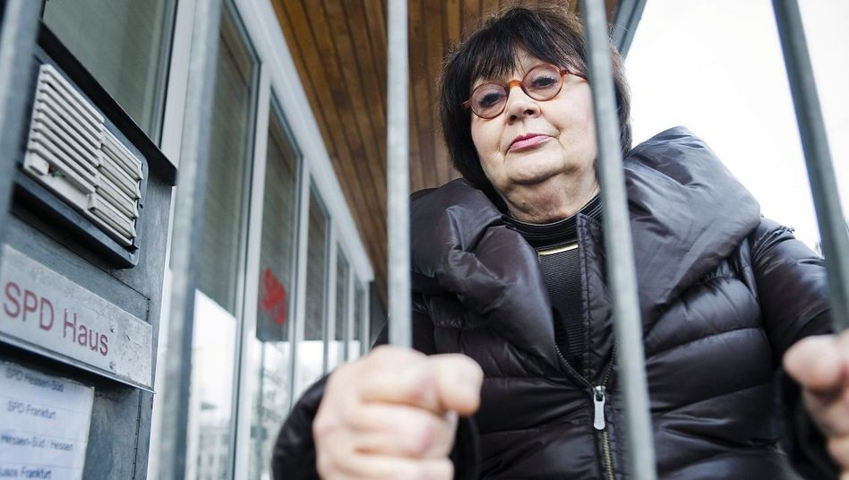 SPD-Bewerberin Rockinger-Dörfel: Einzelgespräche bis nach Mitternacht
