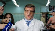 Russischer Chefarzt nach Nawalny-Behandlung befördert