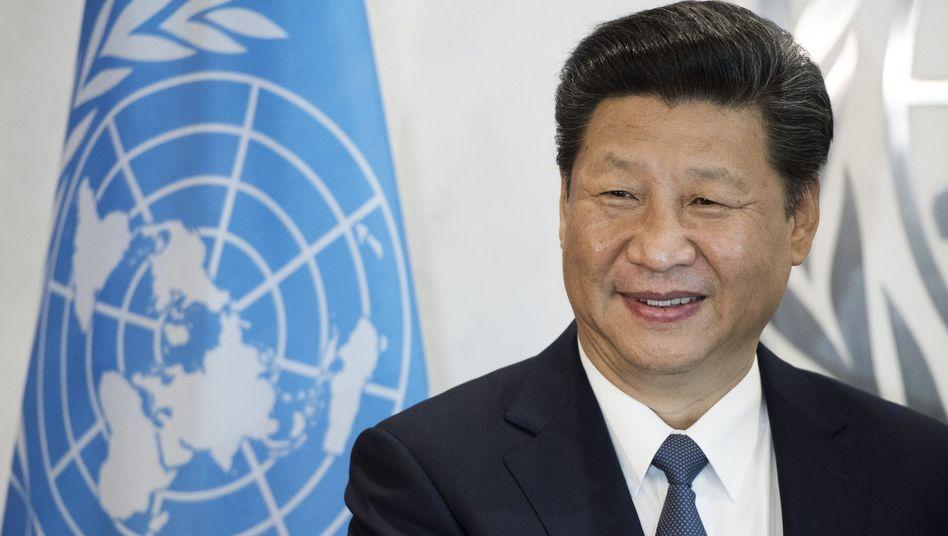 Chinas Präsident Xi Jinping: Zwei Milliarden für Entwicklungsfonds