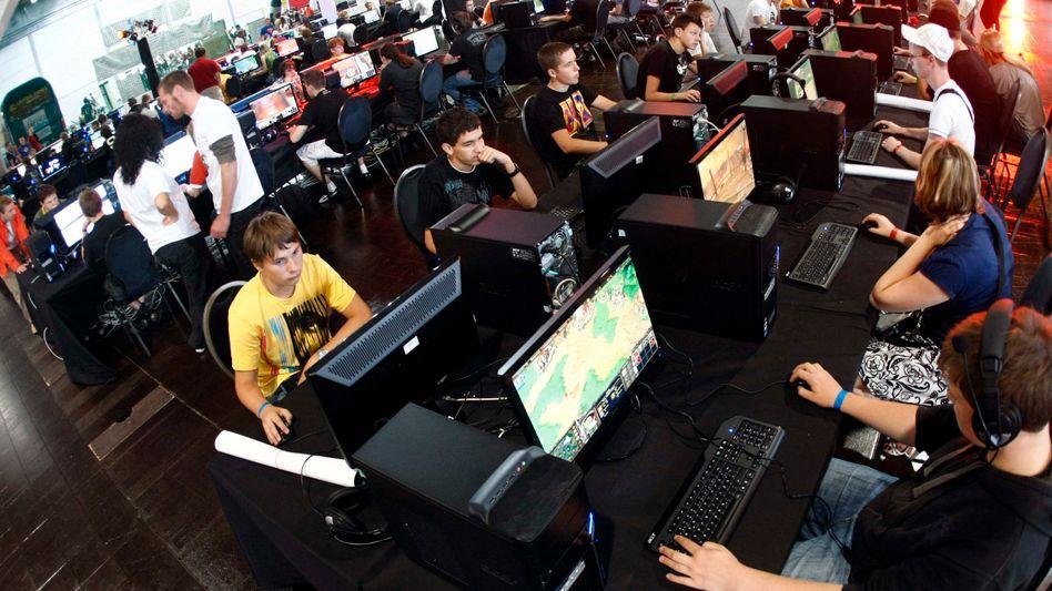Games Convention Online (Archivbild): Kein Interesse bei potentiellen Ausstellern