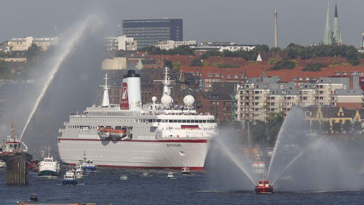 Empfang in Hamburg: Heimkehr der Olympia-Helden
