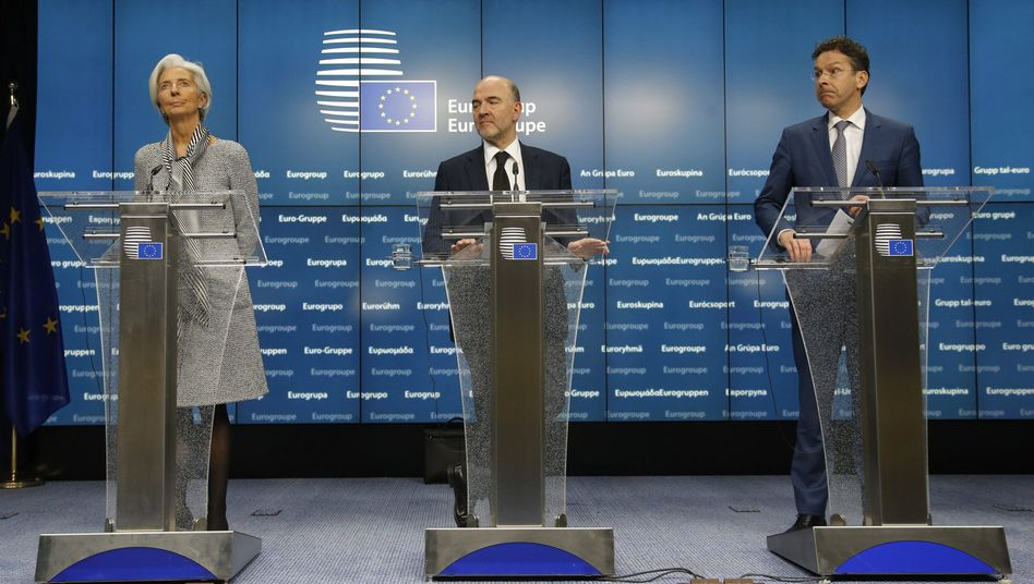 Einigung mit Griechenland: Vertrauensvorschuss aus Brüssel