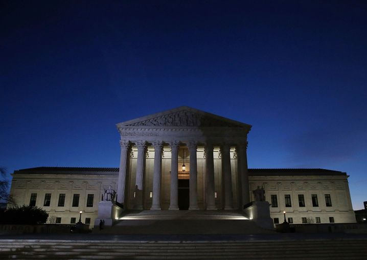 Supreme Court in Washington