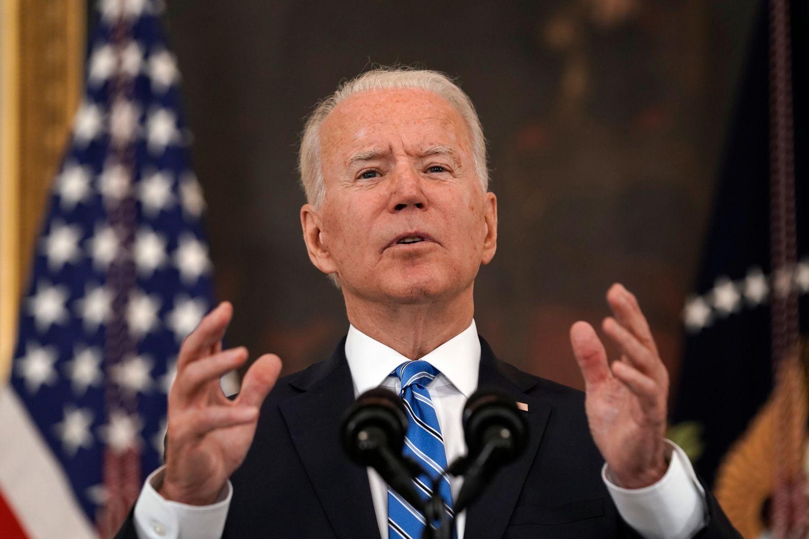 US President Biden delivers remarks on economy