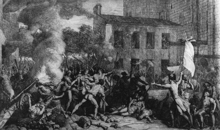 Sturm auf die Bastille 1789: Aufstand gegen Adel und Klerus