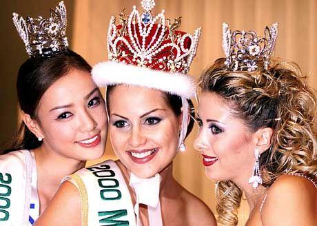 Miss International 2000: Miss Venezuela Vivian Rincon