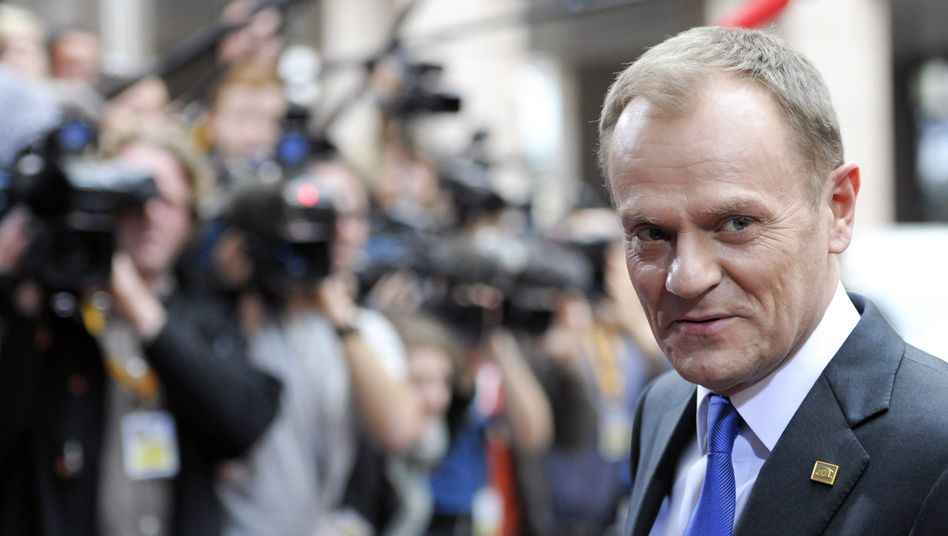 "Polish Prime Minister Donald Tusk: ""The European Union Wasn't only Designed for Good Times'"