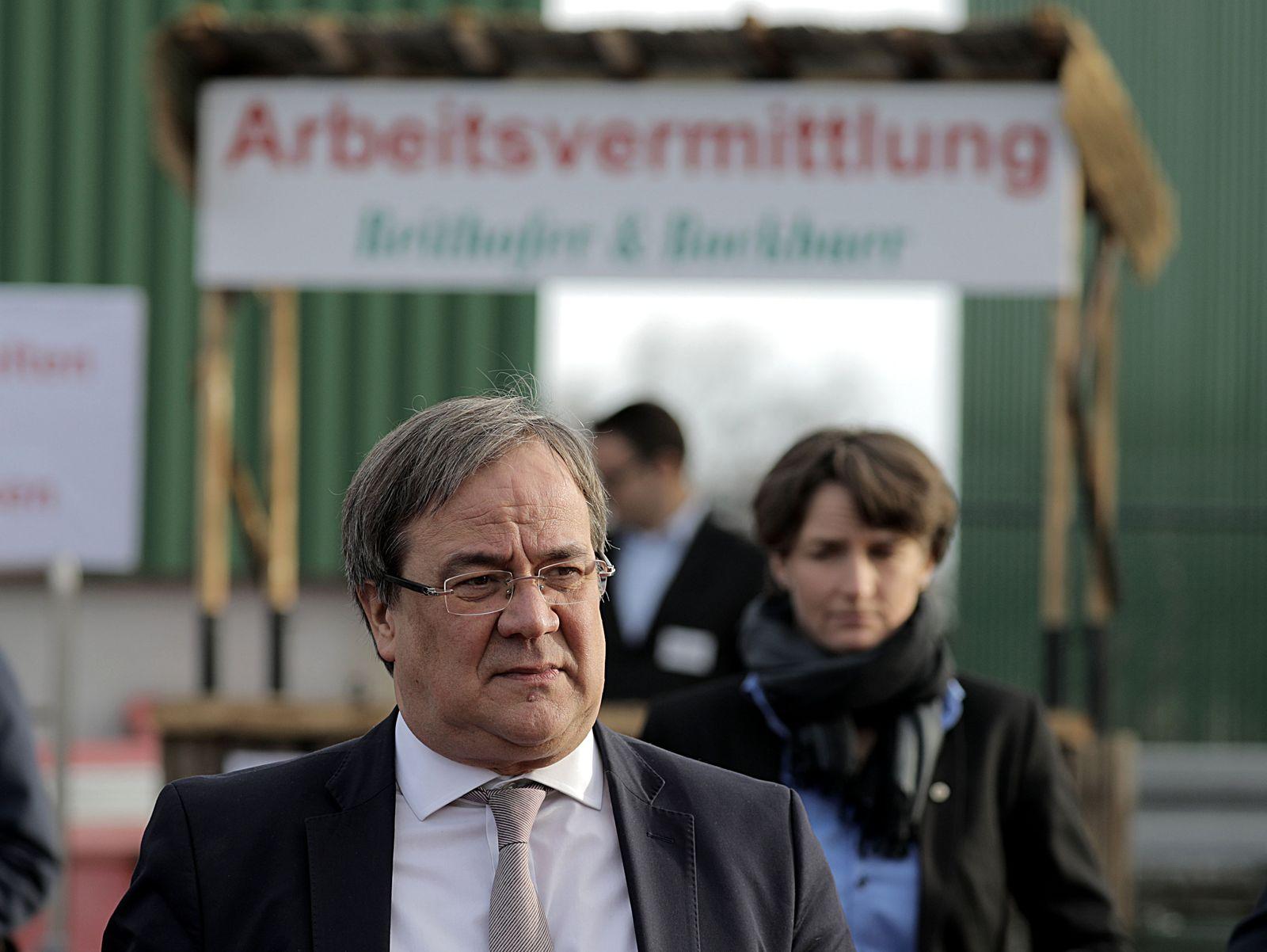 Betriebsversammlung RWE Hambach